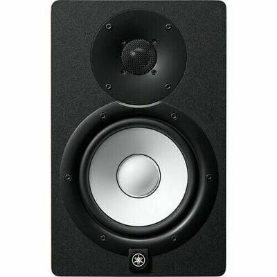 "Yamaha Powered Studio Monitor 5"" Cone Woofer & 1"" Dome Tweeter BLACK HS5"