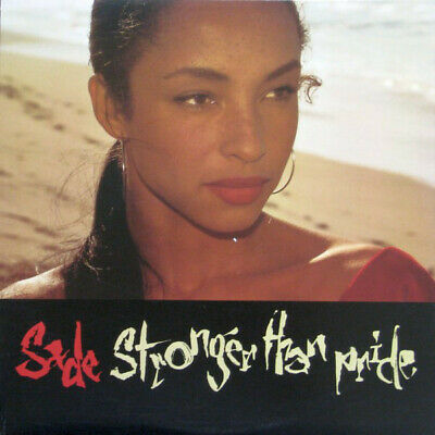 Sade Stronger Than Pride 1988 Classic Vinyl A Gem Superfast Shipping