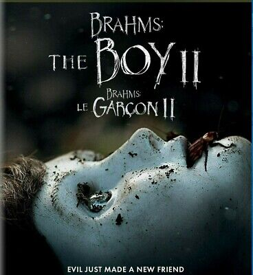 Brahms: The Boy II  ****ITUNES CODE/BRAND NEW****