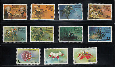 Stamp Collection •Grenada (includes Disney cartoon stamps) •10 SCANS