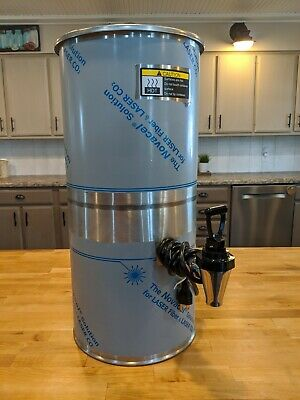 New Cecilware Grindmaster Bd505Ss 5 Gallon Hot Drink Water Dispenser
