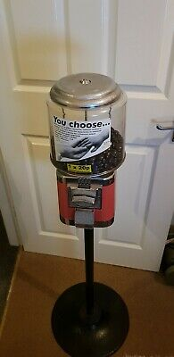 20p Machine with sweets
