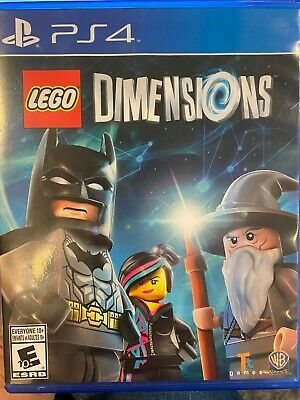 Lego Dimensions for PS4