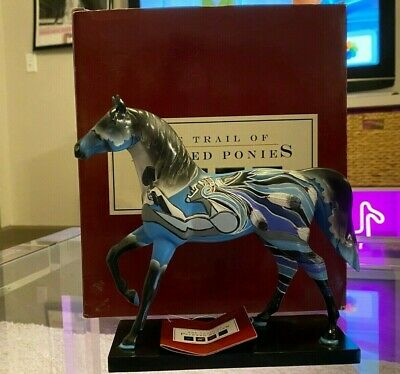 Trail of Painted Ponies - Dream Warriors - 1E/ 8,805 with Box & Tag