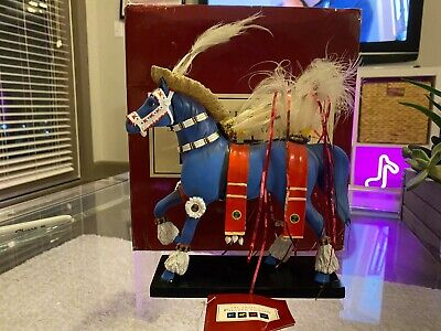 Trail of Painted Ponies - Fancy Dancer - 2E/ 3,838 with Box & Tag