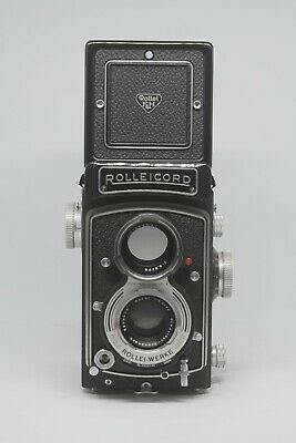 Rolleicord Vb - Excellent Condition - With Soft Shutter Release Button -