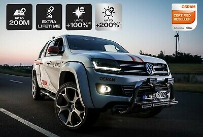 OSRAM LEDriving® VW Amarok Full LED Scheinwerfer Black Edition (Halogen Upgrade)