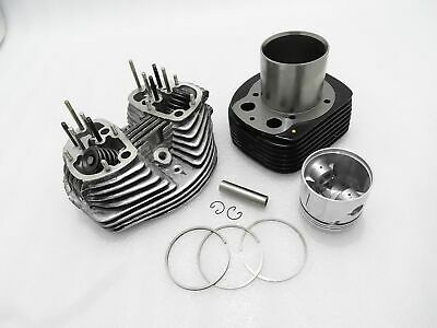 COMPLETE CYLINDER HEAD BARREL & PISTON KIT SUITABLE FOR ROYAL ENFIELD 500cc