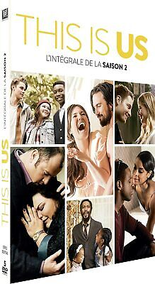 This Is Us - Saison 2 Dvd  Coffret  Neuf Sous Blister