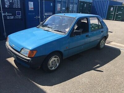 1992 Ford Fiesta 1.1i  still used as my Daily driver reliable MOT until November