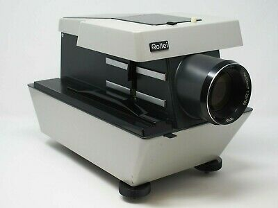 Rollei P11 35mm/6x6cm Slide Projector