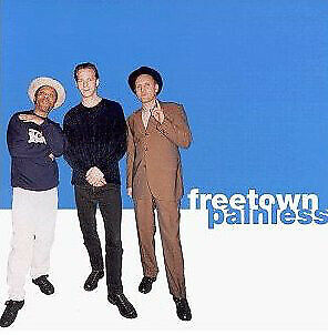 ID5937z - Freetown - Painless - BVR1008 - CD - us