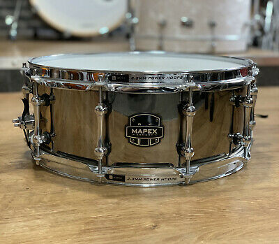 Mapex Armory Tomahawk Snare Drum Metal Shell #346