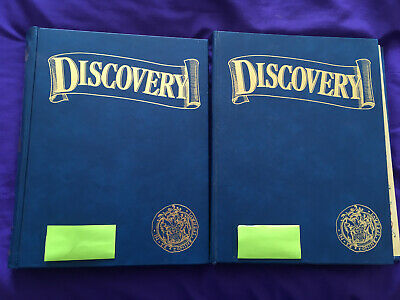Collection Of 59 Marshall Cavendish Discovery History Publications - Late 1980's