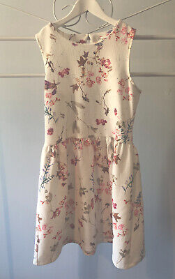 Girls Next Floral Summer Dress Age 13 Years