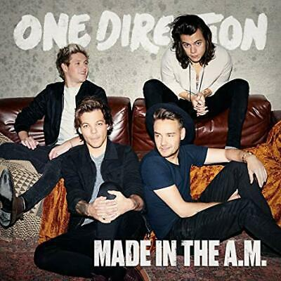 ID3z - One Direction - Made In The A.M. - CD - New