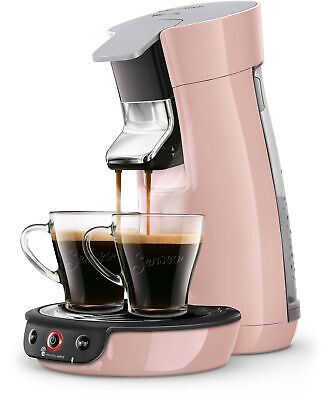 Senseo Viva Caf HD6563/30 Autonome Entirement automatique Cafetire dosette 0.9L