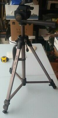 Optex T465 Tripod, Photo, Digital & Video/Built in Level, Used in Good Condition