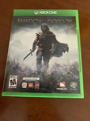 Middle-earth: Shadow of Mordor (Microsoft Xbox One, 2014)