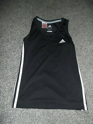 Girls Adidas Climacool Training/Fitness Vest Age 13-14 Years