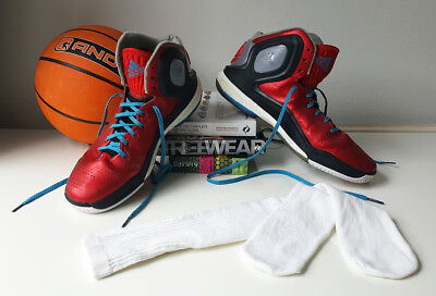 Adidas D Rose 5 Boost Hi-Top Basketball Trainers - UK Size 13 - Great Offer!