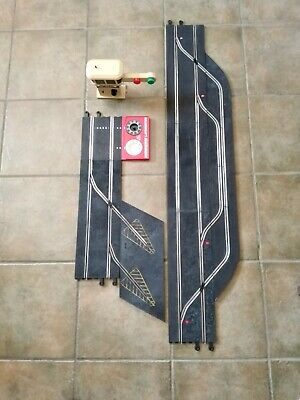 Scalextric Pit Lane And Le Mans start & Lap counter & Start Gantry