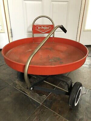 Vintage Dr. Pepper Moon Wagon - LOCAL PICKUP ONLY