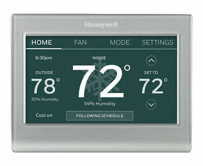 Honeywell Home RTH9585WF 1004 Smart Color Thermostat Google Assistant Alexa NEW