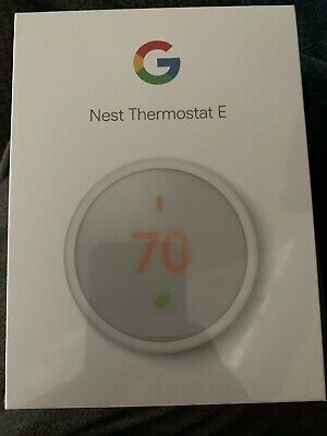 Nest ThermostatE, T4000ES  NEW FACTORY SEALED!!