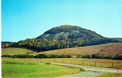 Glassy Mountain in Pickens Cty, SC Postcard