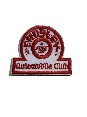 Crosley Automobile Club Patch A Fine Car New Old Stock