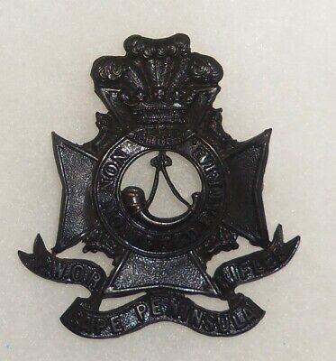 PWOR (Prince of Wales Own Royals) Cape Peninsula Rifles - S. Africa Dress Badge