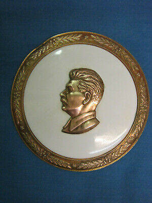 Stalin. Wall Plaque. THE USSR.
