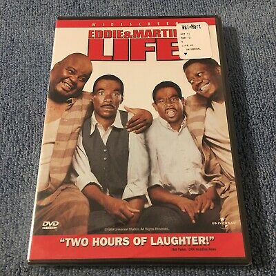 Life (DVD, 2000, Widescreen) Brand New Sealed