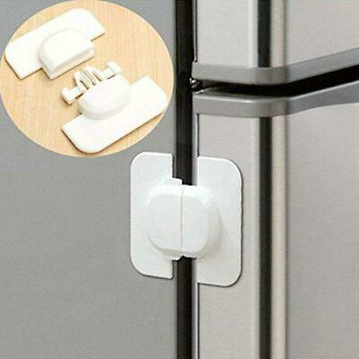 Kids Child Baby Safety Lock Proof Door Cupboard Fridge Cabinet Prevent Clamping