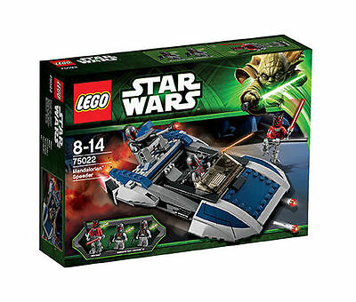 LEGO® STAR WARS™ 75022 Mandalorian™ Speeder - NEU & OVP NEW