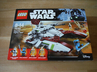 LEGO® STAR WARS™ 75182 Republic Fighter Tank™ NEU & OVP NEW