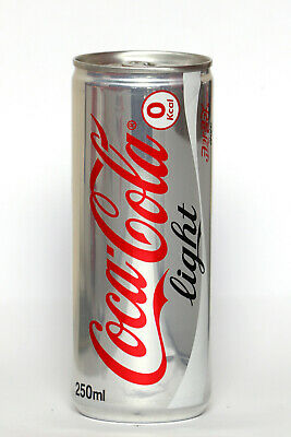 2000's Coca Cola Light can from Korea (250ml) (3)