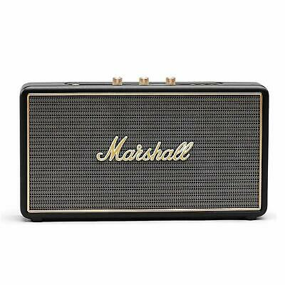 Marshall Stockwell Wireless Bluetooth Stereo Speaker Black Unit Only Grade C