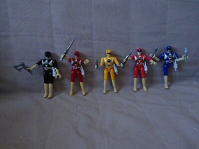figurine Mighty Morphin power rangers bandai 93