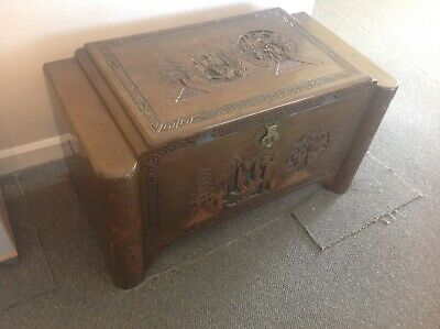 Chinese Cedarwoodlined Blanket Chest
