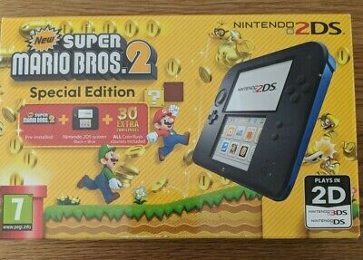 Nintendo 2DS Console Box - BOX & INSTRUCTIONS ONLY
