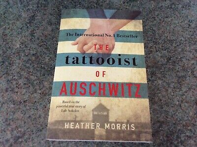 The Tattooist Of Auschwitz By Heather Morris Paperback Book Brand New