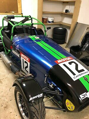 Caterham 7 Race Track Car 270r 2017