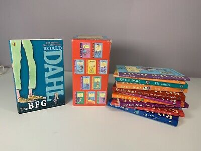 Roald Dahl 11 Book Collection Bundle