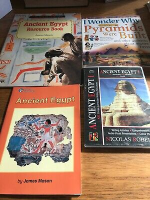 primary school resources History Ancient Egypt Books Dvd