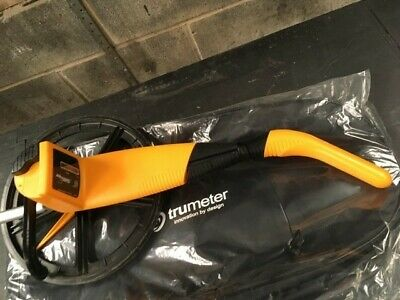 measuring wheel & carrying case  made by trumeter   new   ( COLLECTION ONLY )