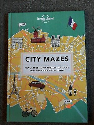 City Mazes Lonely Planet