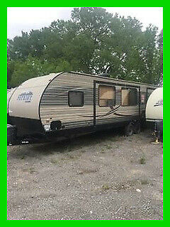 2015 Forest River Patriot Edition Cherokee 304BS Travel Trailer 36' Sleeps 10+