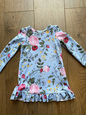 Monnalisa Girls Dress Top Size 2